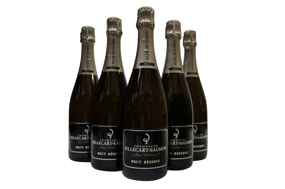 Lot 1-Billecart-Salmon Brut Reserve  Champagne