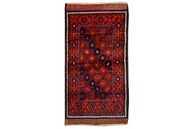 Lot 79-A FINE BALOUCH RUG, NORTH-EAST PERSIA
