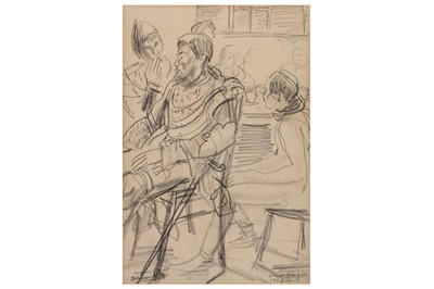 Lot 76-DAME LAURA KNIGHT, R.A. (1877-1970)