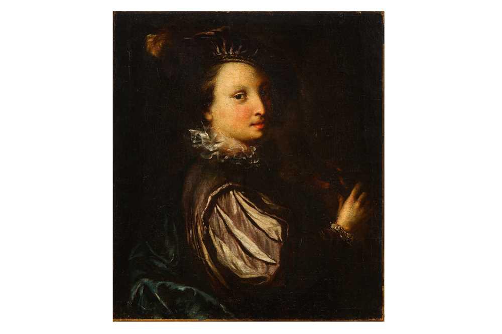 Lot 33-AFTER ALEXIS GRIMOU (ARGENTEUIL 1678 - PARIS 1733)