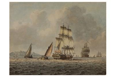 Lot 190-ROBERT CLEVELEY (BRITISH 1747–1809)