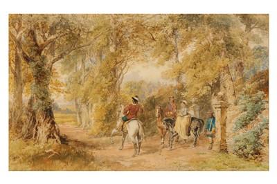 Lot 165-HENRY JAMES HOLDING (BRITISH 1833–1872)