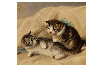 Lot 174-HORATIO HENRY COULDERY (BRITISH 1832–1918)