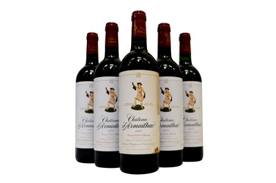 Lot 84-Chateau d'Armailhac 2001