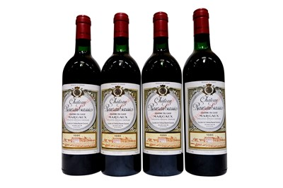 Lot 76-Chateau Rauzan-Gassies 1986