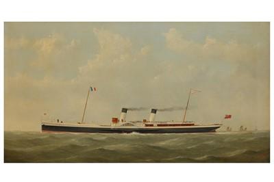 Lot 193-GEORGE MEARS (BRITISH 1826-1906)