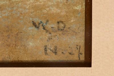 Lot 113-WILLIAM DEGOUVE DE NUNCQUES (BELGIAN 1867 - 1935)