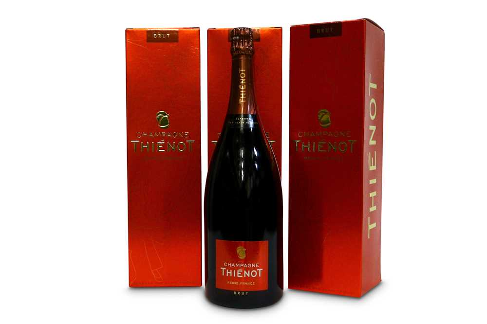 Lot 8-Magnums of Theinot Brut