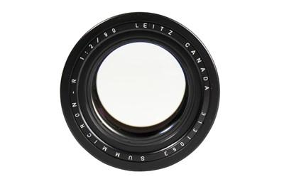 Lot 97-A ELCAN 90mm f/2 Summicron-R Lens