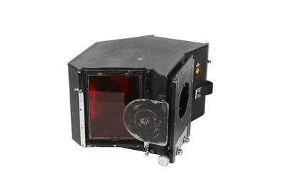 """Lot 22-A Reckmeier & Schunemann 'One Shot' 5 x 7"""" Three Colour Camera"""