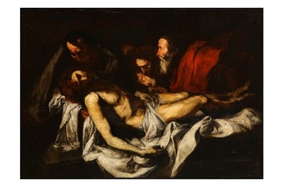 Lot 25-THEODULE RIBOT (GUINCAMP 1823 - PARIS 1891), AFTER JUSEPE DE RIBERA