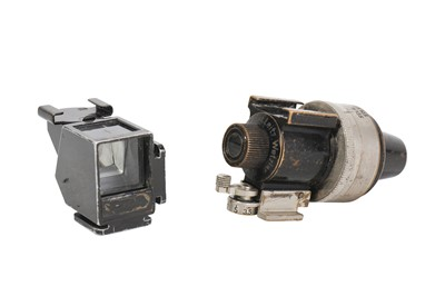 Lot 90-A Pair of Leitz Viewfinders