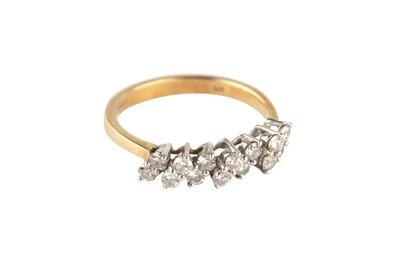 Lot 109-A diamond ring