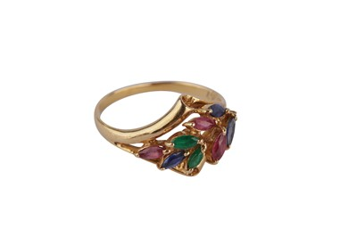 Lot 128-A collection of two rings