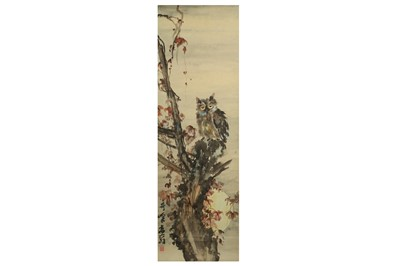 Lot 180-GAO QIFENG  (attributed to, 1878 – 1951).
