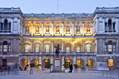 Lot 2-Private view and tour behind the scenes at the Royal Academy