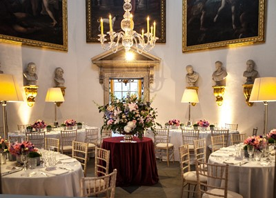 Lot 19 - Dinner in Chiswick House for sixteen