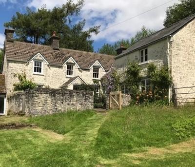 Lot 21 - A week in rustic Nantyrychan Farm in the Black Mountains, Wales, for ten