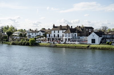 Lot 22-A one-night stay for two in a Fuller's pub or hotel including dinner and breakfast