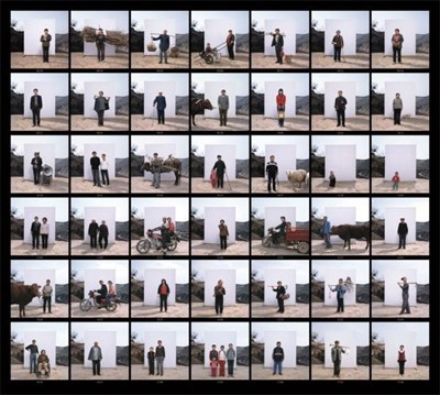 Lot 7 - CHEN CHUNLIN (CHINESE B. 1970)
