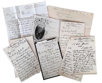 Lot 131-Autograph Collection.- Miscellaneous