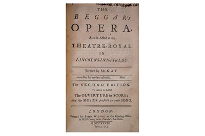 Lot 1064 - Theatrical Miscellany.- Egerton (William)