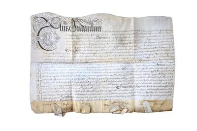 Lot 1510 - 17th Century England
