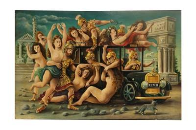 Lot 1087-Ferns (Ronald) The Rape of the Sabine Women