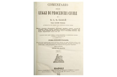Lot 1006 - Civil Law.- Troplong (M.)