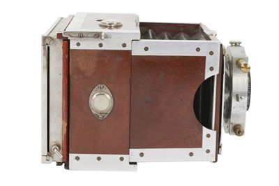 Lot 36-A Shew & Co Xit Strut Folding Camera