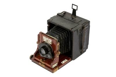 Lot 15-A James A. Sinclair Una Hand & Stand Camera Camera