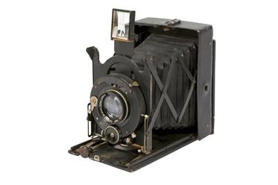 Lot 39-A Adams & Co Vesta Strut Folding Camera