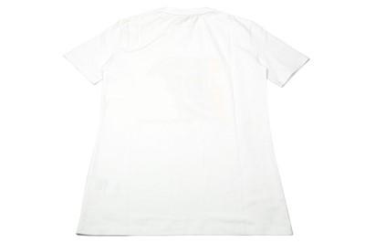 Lot 1212-Versace Collection White Medusa Logo T-Shirt - Size M