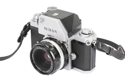 Lot 71-A Nikon F SLR Outfit