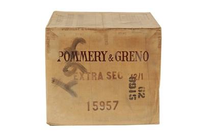 Lot 8-Pommery NV (Circa 1970)