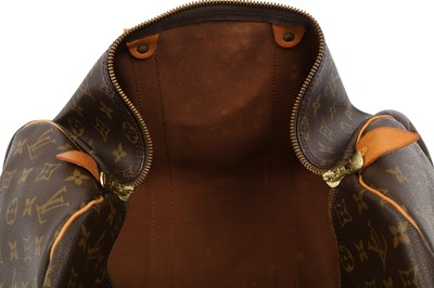 Lot 1244-Louis Vuitton Monogram Keepall 45