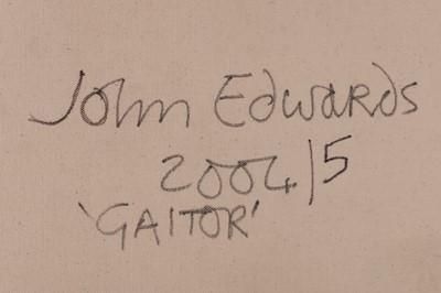 Lot 17 - JOHN EDWARDS (1938-2009)