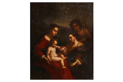 Lot 644-AFTER ANTONIO ALLEGRINI DA CORREGGIO (CORREGGIO 1494 - 1534)