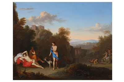 Lot 615-DANIEL VERTANGEN (THE HAGUE C.1598 - AMSTERDAM C.1684)