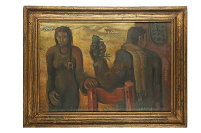 Lot 11-SAMIR RAFI (EGYPTIAN, 1926-2004)