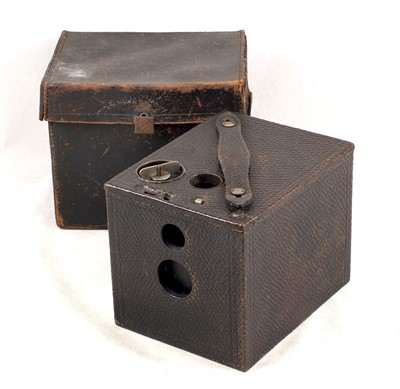 Lot 14 - A Good Kodak No.2 Bulls-Eye, 97 Model Box Camera