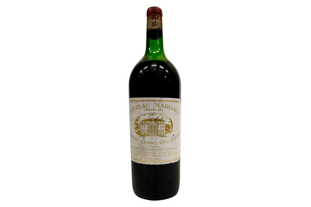 Lot 46-Chateau Margaux 1972