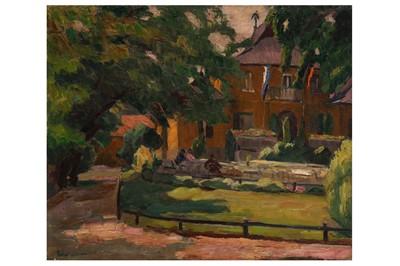 Lot 834-MAX BRAUMANN (GERMAN 1880 - 1969)