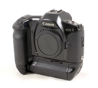 Lot 485-Canon EOS-1 Professional Autofocus Film Camera