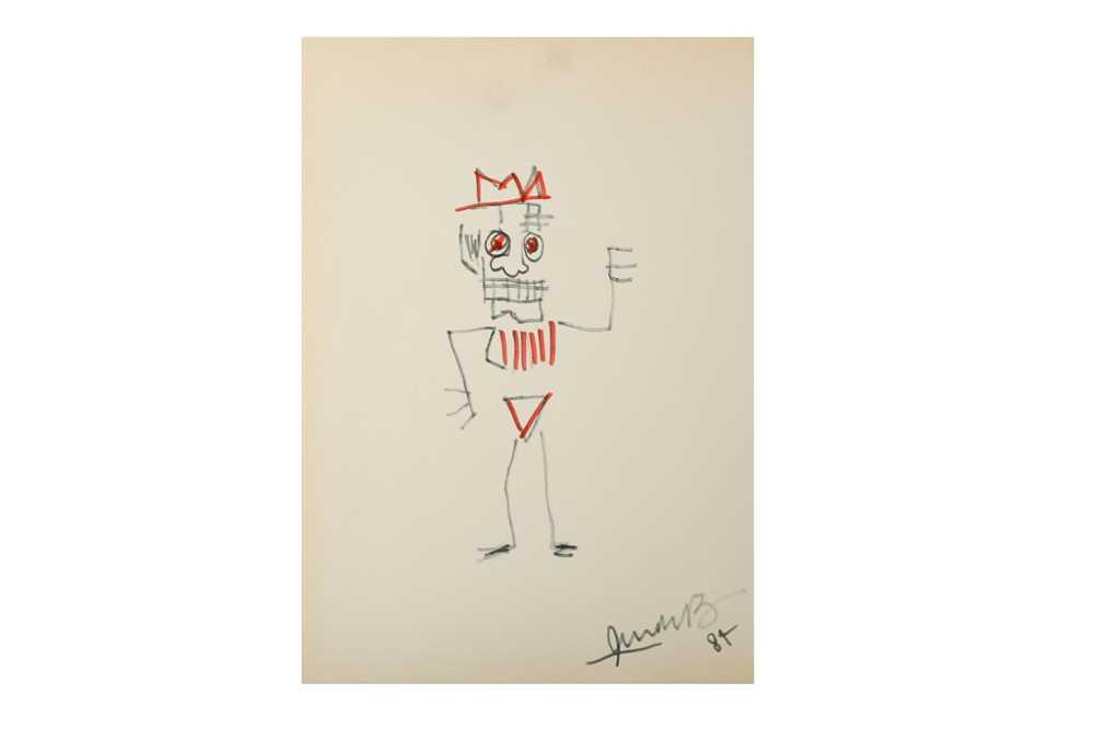 Lot 204 - JEAN-MICHEL BASQUIAT (AMERICAN 1960-1988)