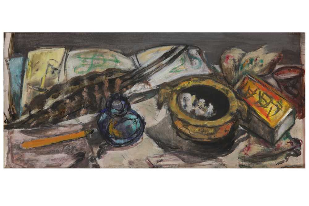 Lot 823 - MARIE-LOUISE VON MOTESICZKY (AUSTRIAN 1906 - 1996)