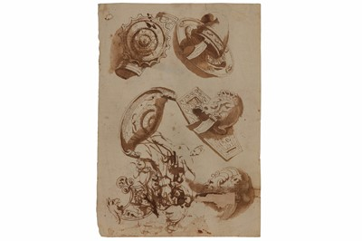 Lot 622-CIRCLE OF NICOLAS POUSSIN (LES ANDELYS 1594 - ROME 1665)