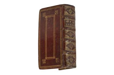 Lot 359-Miniature Book.- Kempis (Thomas à)
