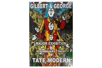 Lot 105-Gilbert & George