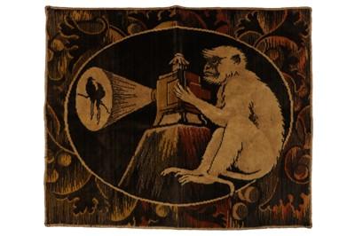 Lot 61-A Magic Lantern Tapestry
